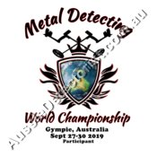 Metal Detecting World Championship Participant