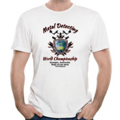 Metal Detecting World Championship Logo Participant 2019 2